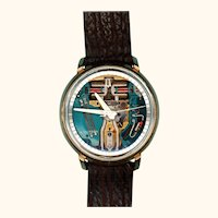 Bulova Accutron Spaceview Wristwatch, 1970