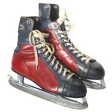 Vintage BOBBY ORR BLUE LINE Signature Skates