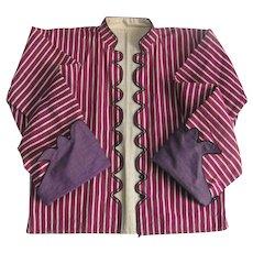 Vintage Anatolian Turkish Cepken Jacket