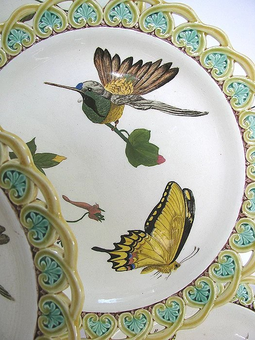 dating wedgwood majolica Victorian taste, wedgwood majolica & william the silent here from our friend lord anthony pulford of glencoe, scotland,  the second example, of the same subject, dating from c1875 and.