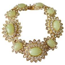 KJL Famous 'Jackie O' Mogul-Style Bracelet