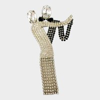After Butler & Wilson's Iconic Tango 'Dancing Couple' Brooch