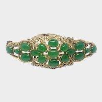 Mogul-Style 'Jade' Bracelet a la Boucher