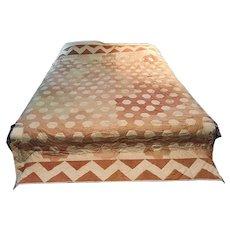 1850 Wedding or Presentation Quilt for Tester Bed