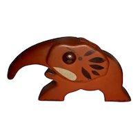 Art Deco Elephant Nutcracker