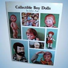 Collectible Boy Dolls by John Axe!