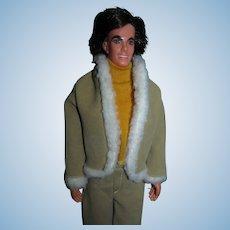 Vintage 1970s Mattel Mod Hair Ken!