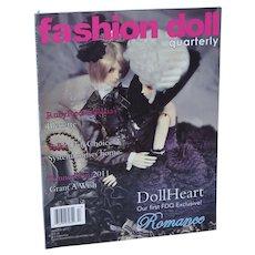 Fashion Doll Quarterly Autumn 2011