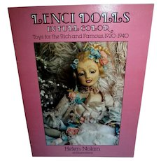 Lenci Dolls In Full Color Toys for the Rich and Famous 1920-1940