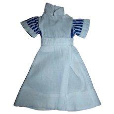 Nurse Uniform Dress for your antique or vintage doll!