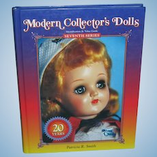 Modern Collector's Dolls Book by Patricia R. Smith Out of Print