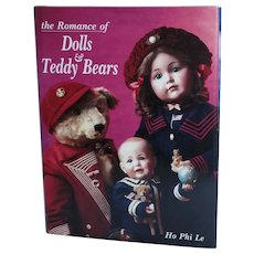 The Romance of Dolls & Teddy Bears Book!