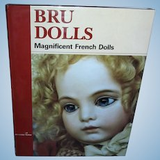 Bru Dolls Lydia and Joachim F. Richter Doll Book Mint and Unused!