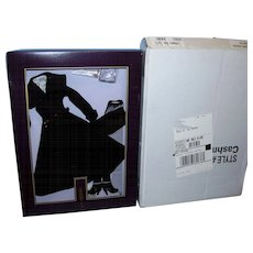 Tonner Tyler Wentworth Cashmere Noir Outfit NRFB Never Removed From Box with Shipper!
