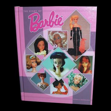 The Story of Barbie by Kitturah B. Westenhouser Book!