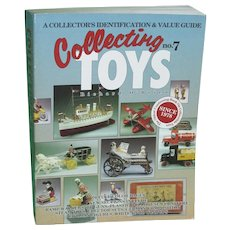 A Collector's Identification and Value Guide Collecting Toys No. 7 Richard O'Brien