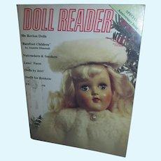 Doll Reader 1988 50's Revlon Dolls, Mary Hoyer Gigi, Sweet Sue and More!
