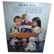 The Best of Doll Reader Rare with Playpal Dolls on Cover!