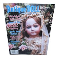 Antique Doll Collector June 2003