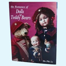 The Romance of Dolls & Teddy Bears Book by Ho Phi Le