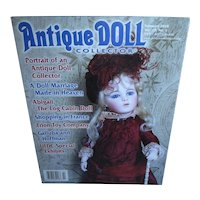 Antique Doll Collector Feb 2010 Portrait of Antique Doll Collector Shop France and more!