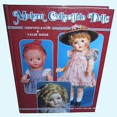 Modern Collectible Dolls Identification & Value Guide Patsy Moyer Brand New MINT!