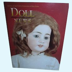 UFDC Doll News Fall 2000 Early Issue!