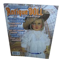 Antique Doll Collector September 2013 Mint!
