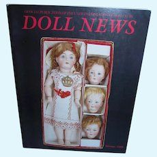 UFDC Doll News Winter 1995 Early Issue!