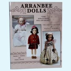 Arranbee Dolls The Dolls That Sell On Sight Book Mint!