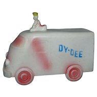Extremely RARE Vintage DY-DEE Signature Rubber Toy Truck!