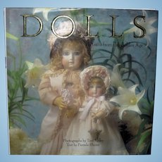 Dolls Portraits from the Golden Age Book Signed!
