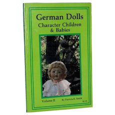 German Character Children & Babies Volume II by Patricia R. Smith!