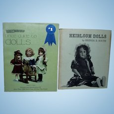 Heirloom Dolls by Brenda B. South and Wallace-Homestead Price Guide to Dolls!