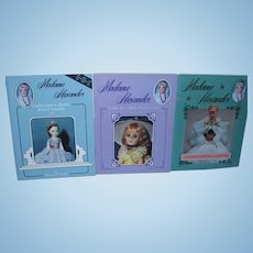 Madame Alexander Collector's Dolls Price Guides #16, #17 and #18