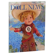 Doll News Summer 2014 Shirley Temple, Patsy, Barbie and Skipper NEW!