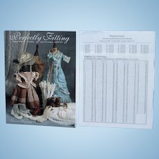 Theriault's Perfectly Fitting Antique Doll Costumes and Accessories 1840 - 1925
