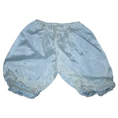 "1950's American Character Original Sweet Sue Cream Taffeta Panty Bloomers for the 30"" Doll!"