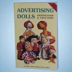 Advertising Dolls Identification & Value Guide Book