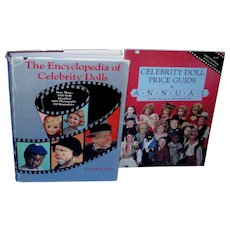 The Encyclopedia of Celebrity Dolls more than 1500 Dolls identified with Price Guide