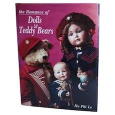 The Romance of Dolls & Teddy Bears Book!