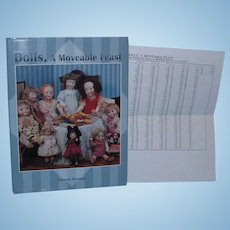 Florence Theriault Dolls, A Moveable Feast Book with Prices Realized!