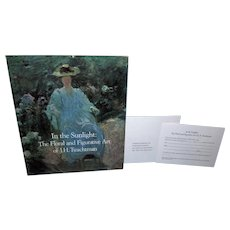 In the Sunlight: The Floral and Figurative Art of J.H. Twachtman Book