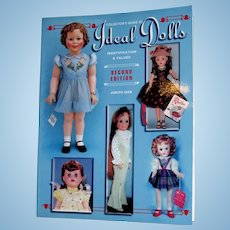 Collector's Guide to Ideal Dolls Second Edition by Judith Izen NEW!