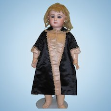 """Antique Silk and Satin Doll Coat for your 24"""" Jumeau and other French Dolls!"""