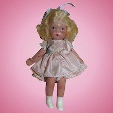 RARE Nancy Ann Storybook Bisque #89 Dee Dee Ann Doll Mint in Box!