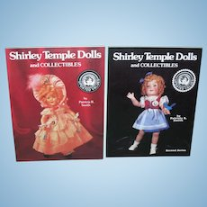 Shirley Temple Dolls and Collectibles 1st and 2nd Series in Excellent Condition!