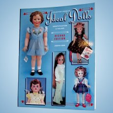 Collector's Guide to Ideal Dolls Second Edition by Judith Izen!