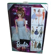 1993 Mattel 35th Anniversary Barbie Never Removed From Box!