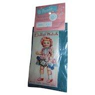 Vintage Dolly's Watch Wristwatch Mint on Card!